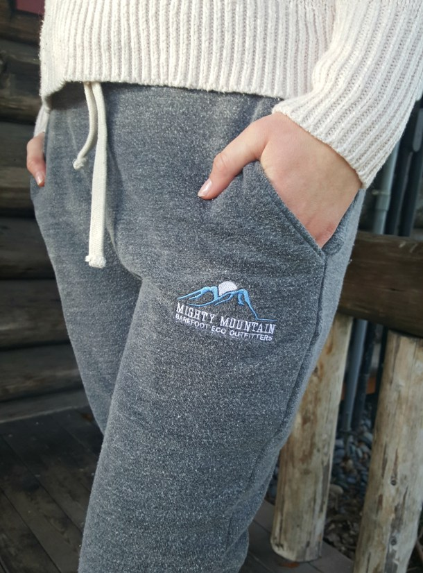Mighty Mountain Joggers Detail