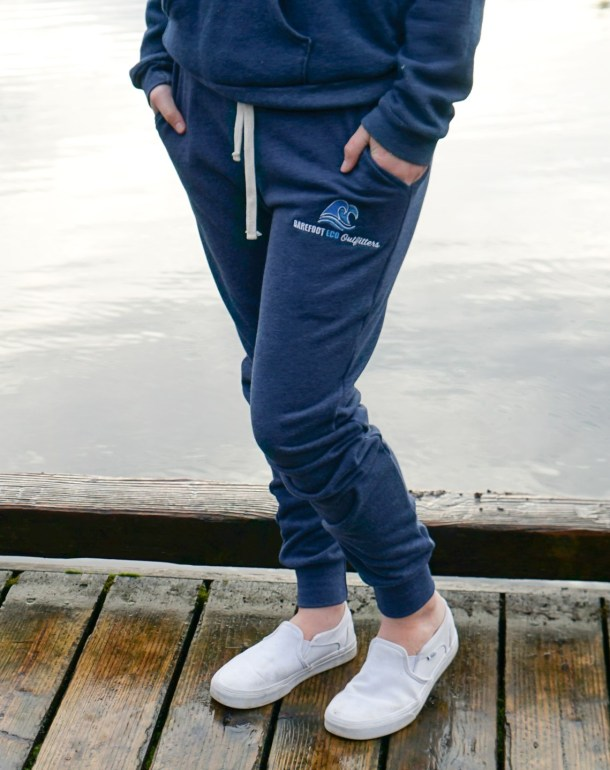 Ocean Lover's French Terry Joggers