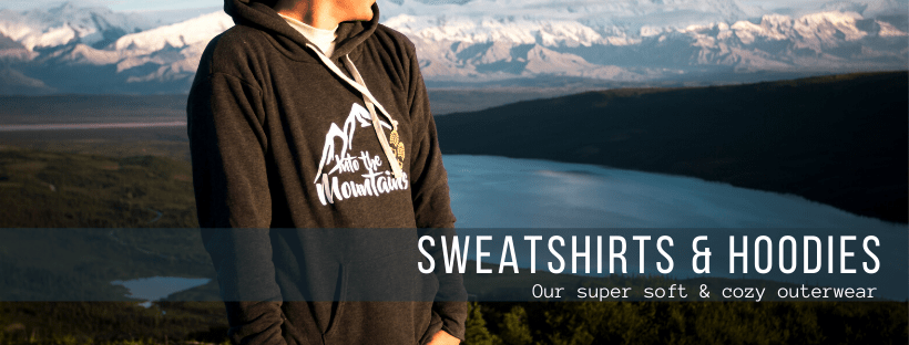Sweatshirts and Hoodies Shop Page
