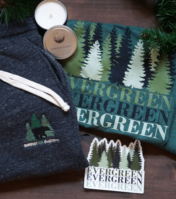 Evergreen Holiday Gift Pack 1