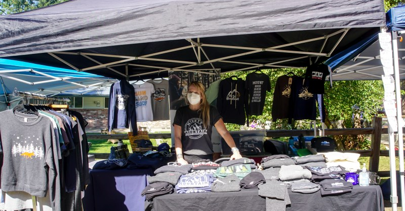 Barefoot Eco Outfitters at Goats & Floats