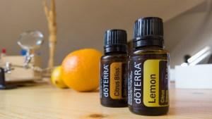 DIY Essential Oils Cleaners