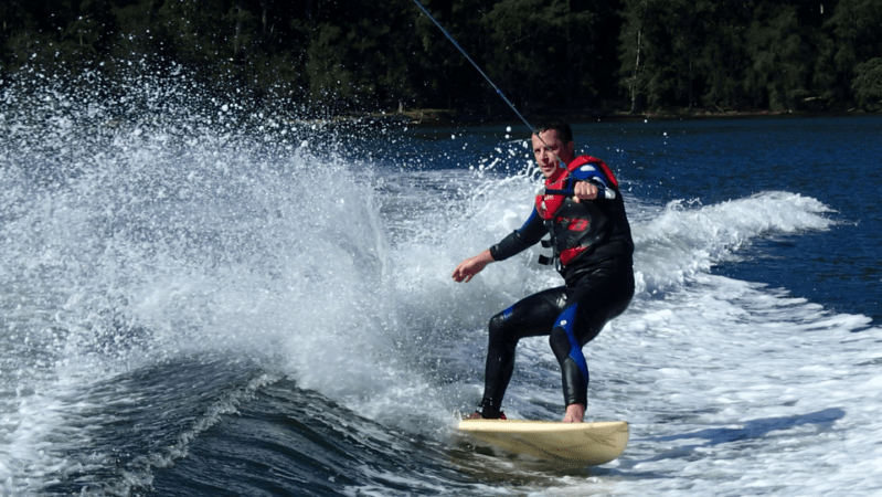 We have so many awesome lakes and estuaries here in the south coast that it's the perfect location for water-skiing or wakeboarding. Check out Walking on Water in Ulladulla and Shoalhaven Ski and Wake in Lake Conjola.