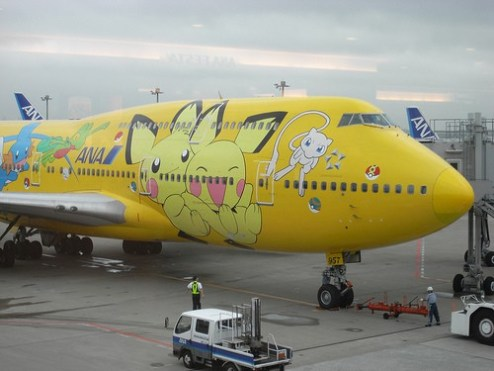 Fly PokeAir!