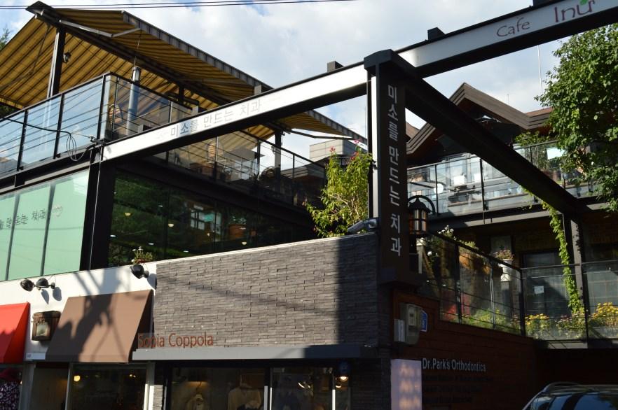 Second Story Pavilion Cafe