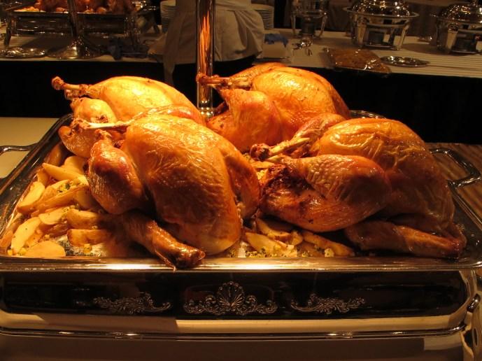 Glorious Turkeys