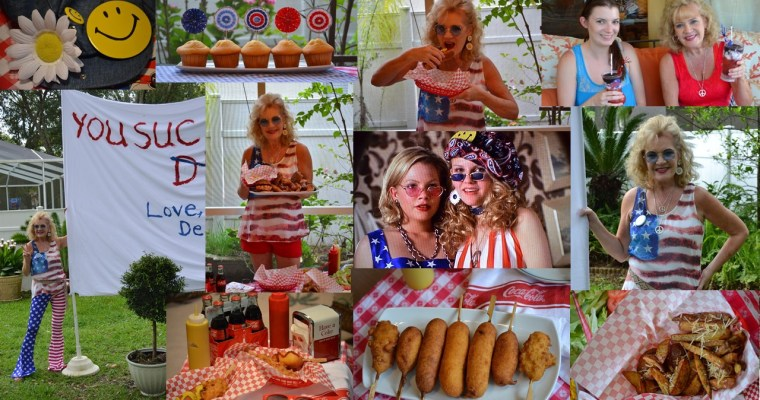Our July 4th. Homage to the Movie, DICK