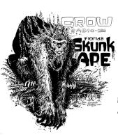 (Barefoot) Justine Mara Andersen: GROW Radio Skunk Ape