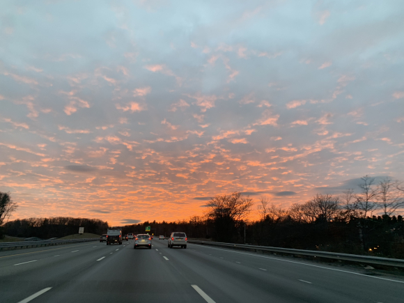 Sky from nh