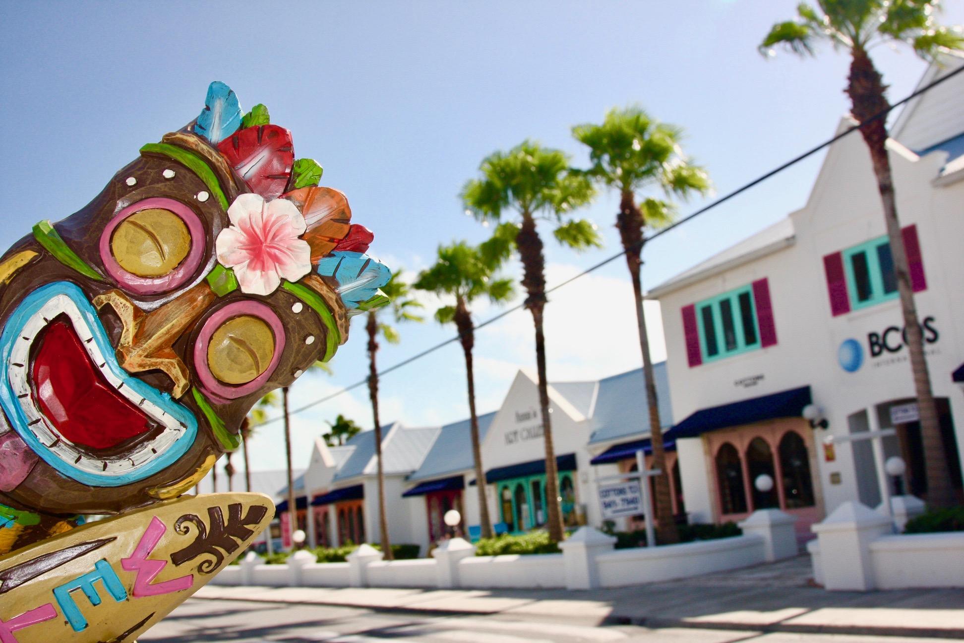 Tiki Mon Shopping