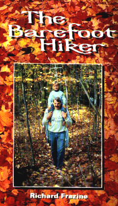 The Barefoot Hiker Cover