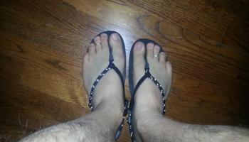 2c33467c0caa First Impressions of the Sensori Venture Minimalist Sandals from Xero Shoes