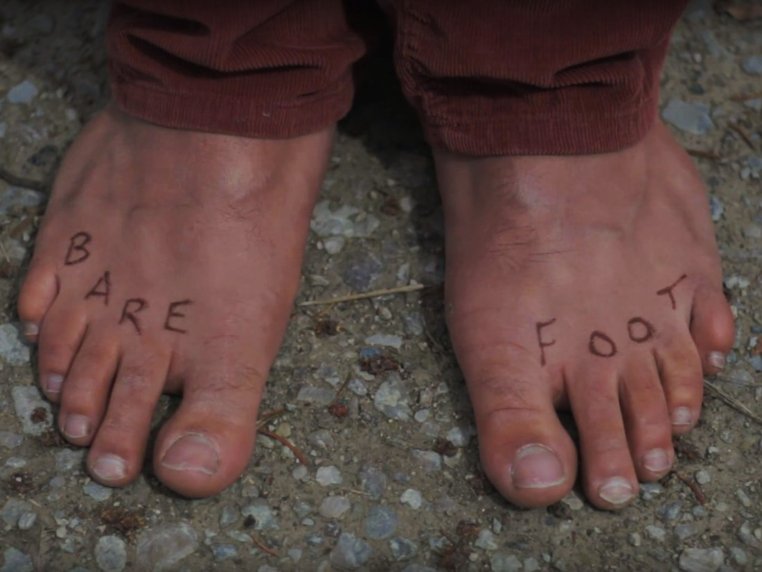 Barefoot by Justin Latam
