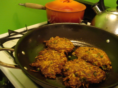vegetable-fritters