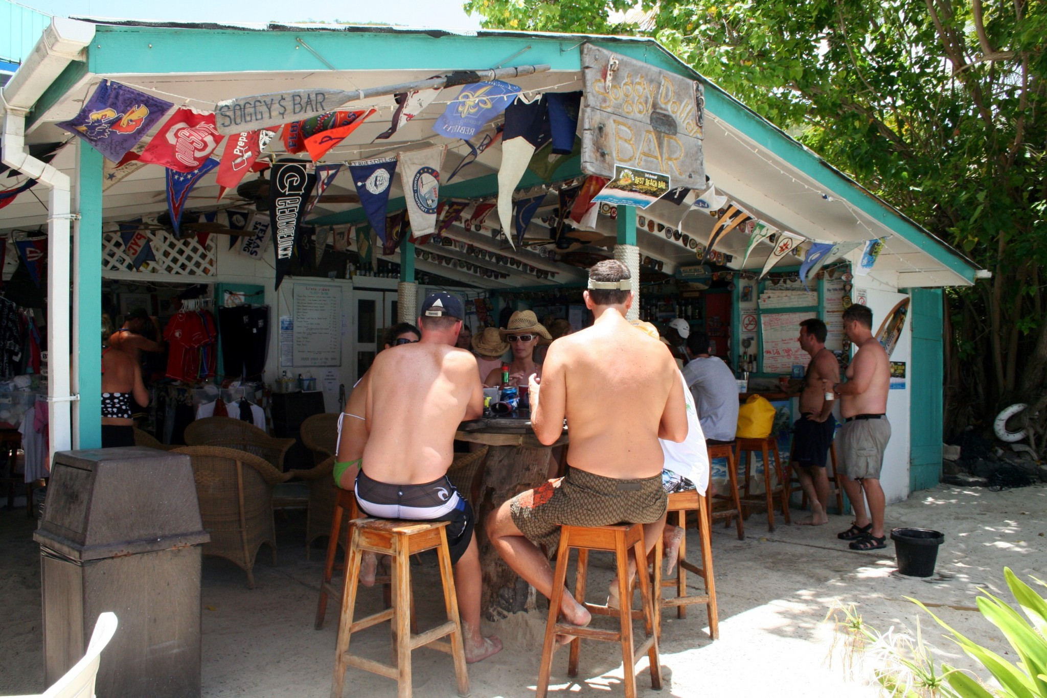 Suggested Itinerary Barefoot Yacht Charters