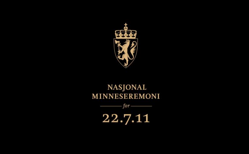 Nasjonal Minneseremoni 21. August 2011