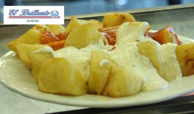 Patatas Mixtas - EL BRILLANTE