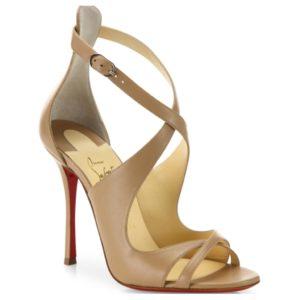 Lekre sko fra Christian Louboutin.