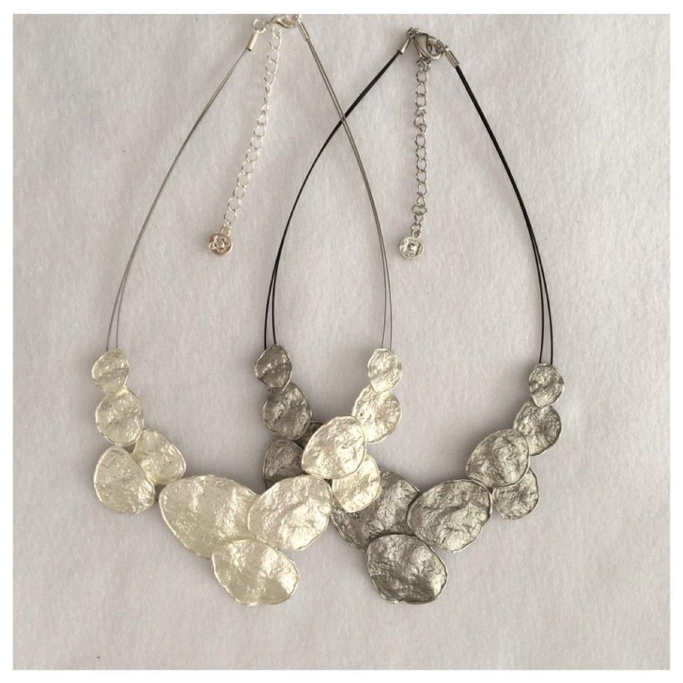 Smykker i sølv
