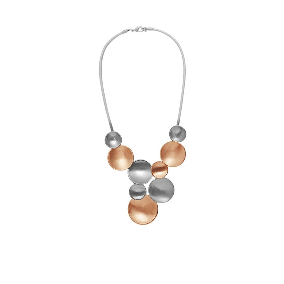 VANESSA ABSTRACT NECKLACE