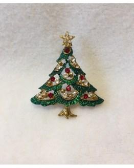 Julebrosje juletre