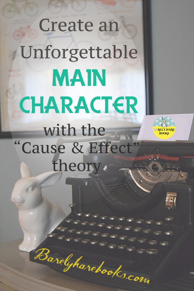 Create Unforgettable Main Characters