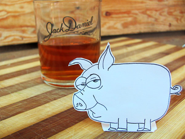bacon infused jack daniels