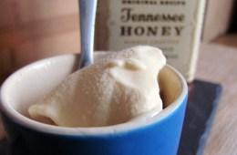 Honey Jack Alcoholic Ice cream