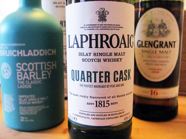 Laphroaig - Quarter Cask
