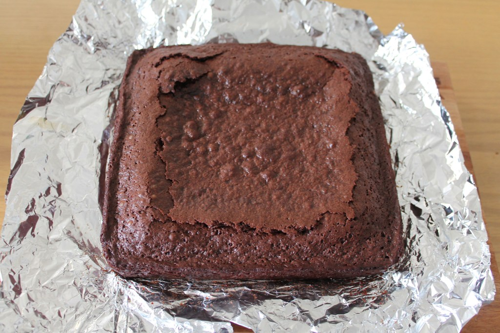 chocolate brownies 3