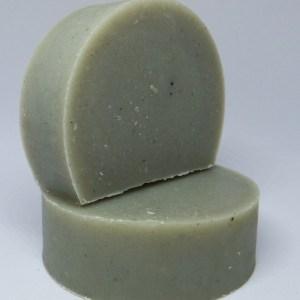 Oat & Plantain Solid Shampoo Bar