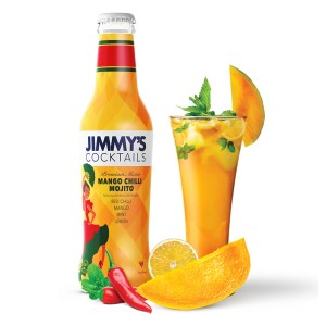 Jimmy's Cocktails – Mango Chilli Mojito (Pack of 6)