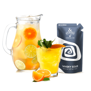 &Stirred Pitchers – Whisky Sour (8 Packs)