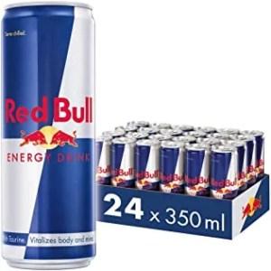 Red Bull Energy Drink, 350 ml (24 Pack)