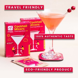 Cosmopolitan Cocktail Mix (Pack Of 4)