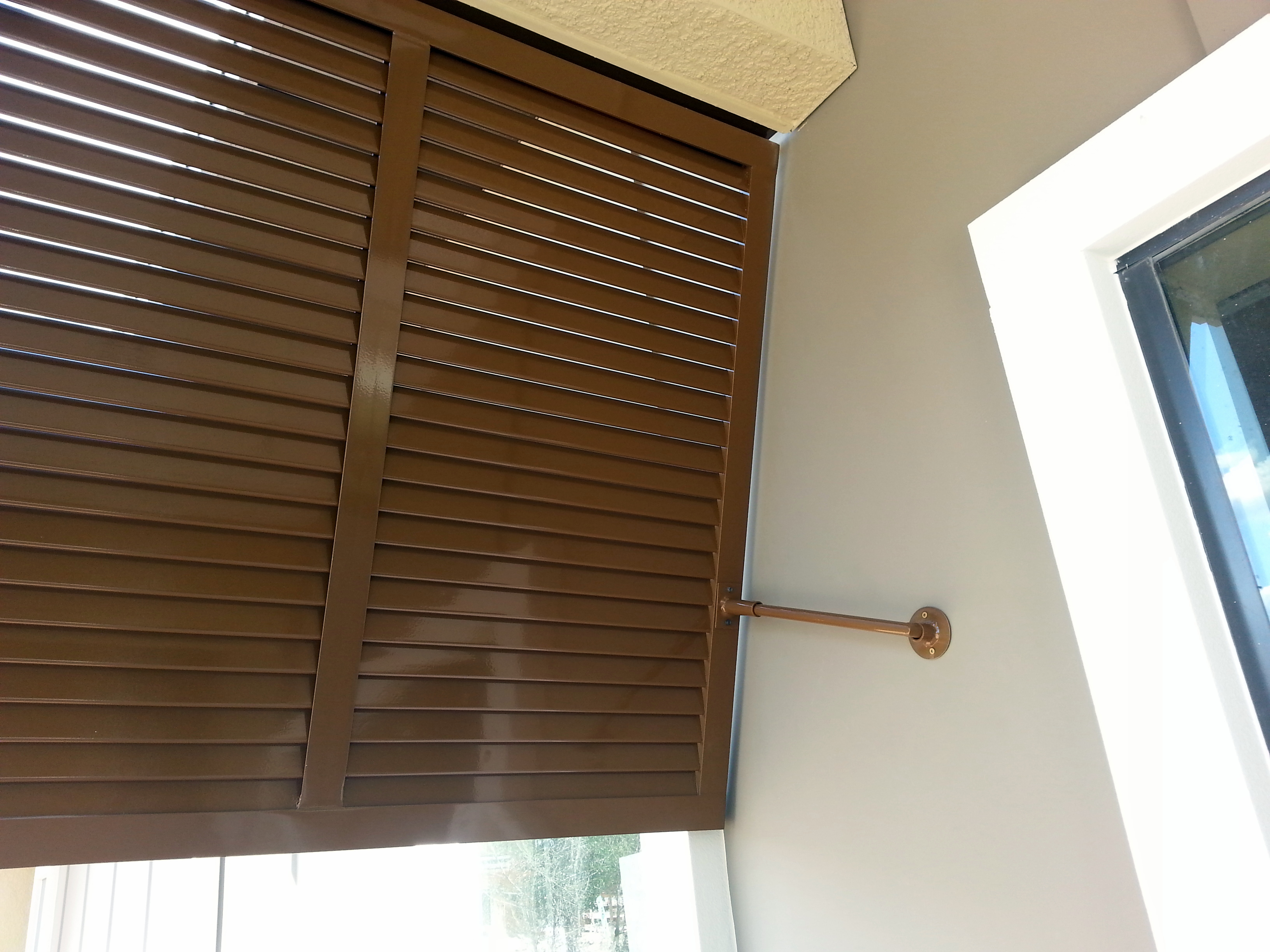 Shutters And Awnings Barfield Fence And Fabrication