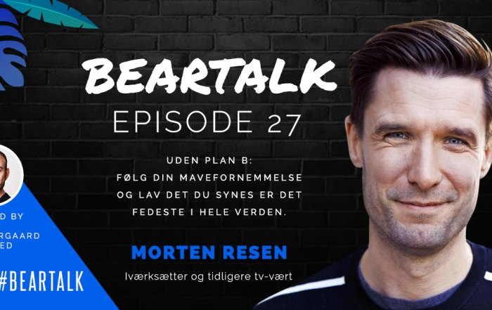 Episode 27- Interview Morten Resen Beartalk Podcast