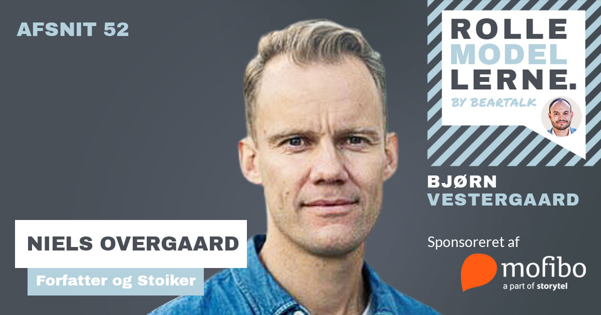 #52 – Niels Overgaard – Benhårde morgenrutiner fra Navy Seals, kampen mod offermentaliteten og friheden i selvdisciplin