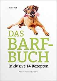 Das Barf-Buch von Nadine Wolf