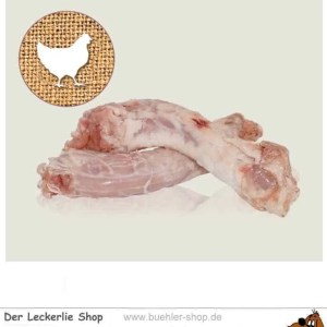 Graf Barf-Hähnchenhälse ganz
