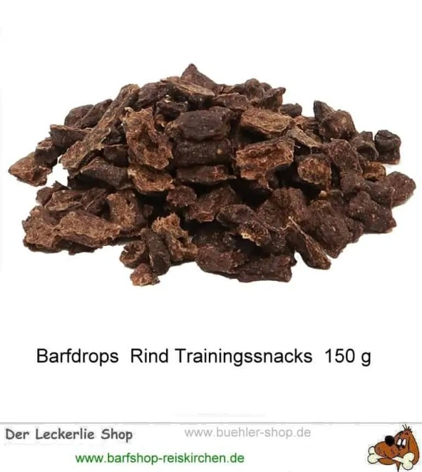 Rind Drops Snack