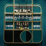 Contemporary Bar Decor Ideas Lion Bar An Art Deco Revamp Bar Furniture