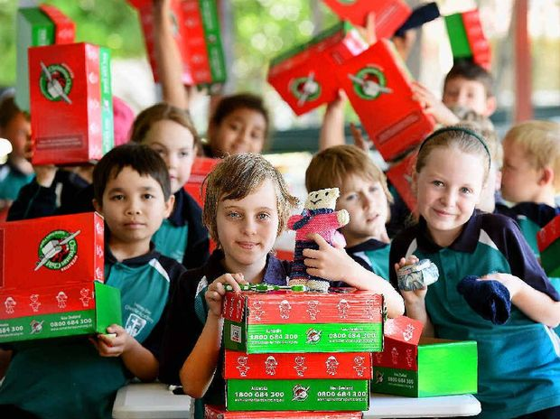 Operation Christmas Child – Samaritan's Purse