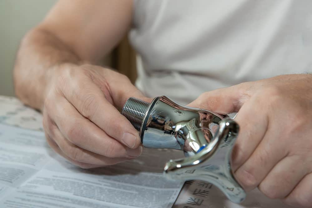 remove kohler bathroom faucet cartridge