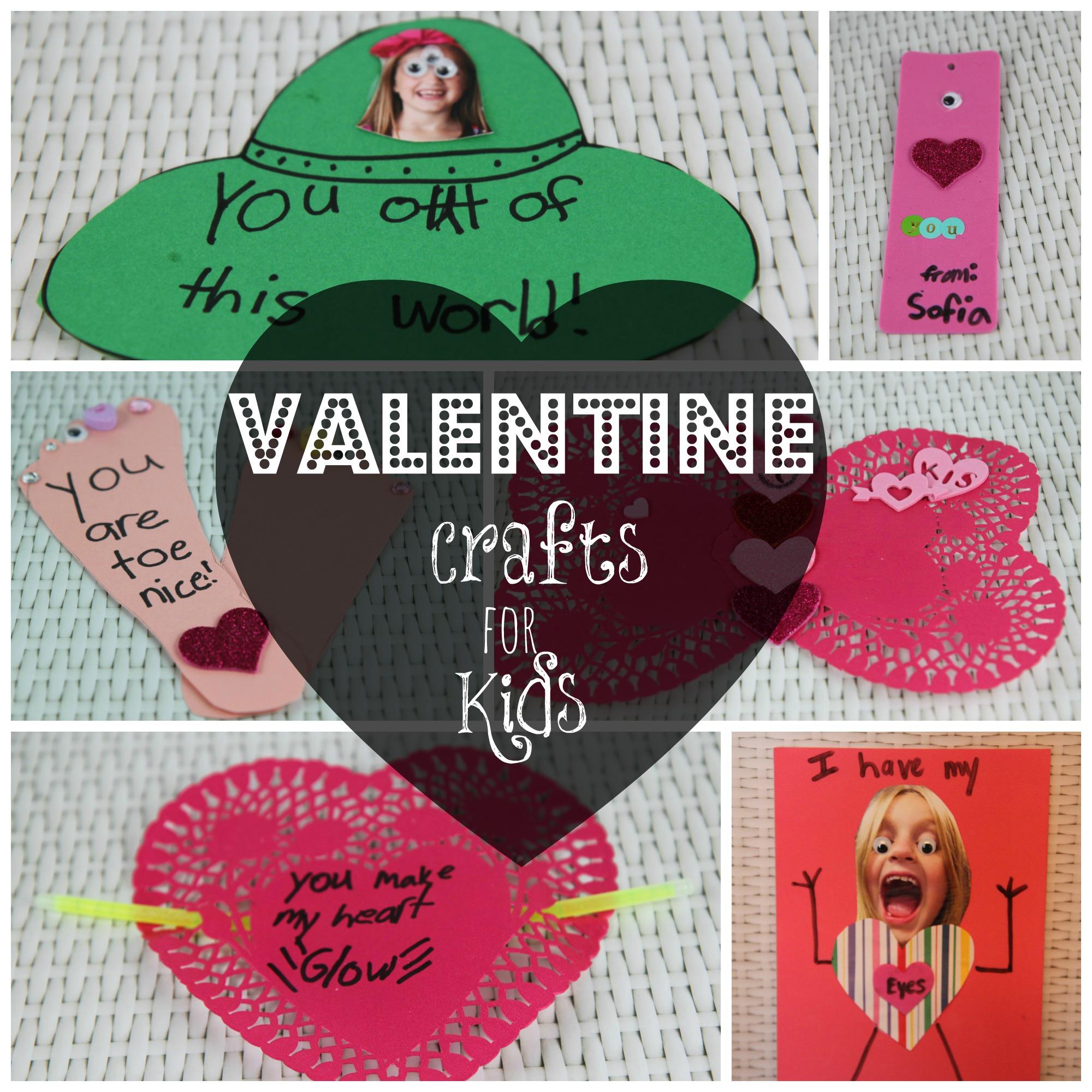 25 Valentine S Day Easy Crafts
