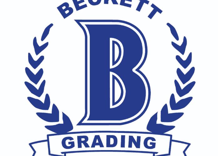 Beckett Grading Service Review