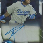 Willie Calhoun Rookie Cards