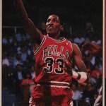 Scottie Pippen Rookie Card