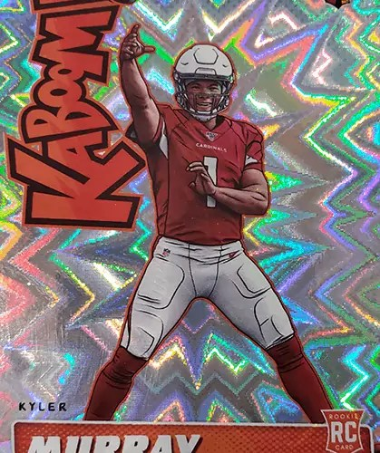 Kyler Murray Rookie Card