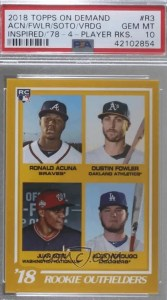 Topps On Demand